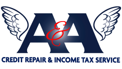 A&A Credit Repair Logo
