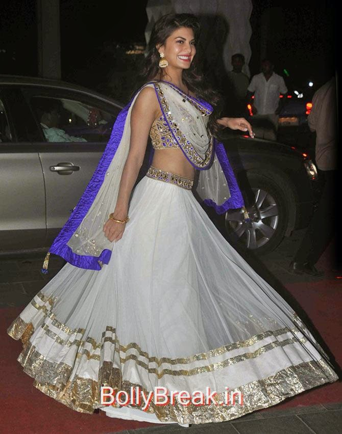 Jacqueline Fernandez, Esha, Sridevi, Jacqueline, Sonali at Tulsi Kumar's wedding Reception