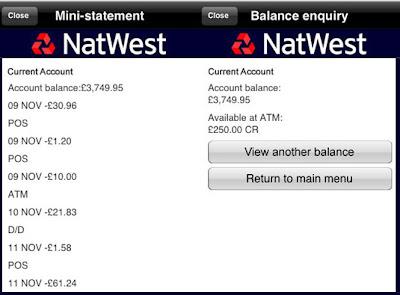 Natwest Bank Statement Online