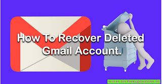 How To Recover Permanently Deleted Google Account | Restore Your Gmail ID