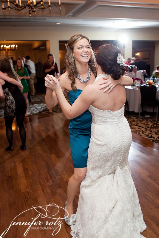 Jennifer Rotz Photography Amanda Andrew Married For Dirty Wedding Photographer
