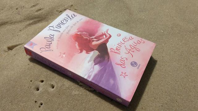 Resenha Livro Princesa das Águas