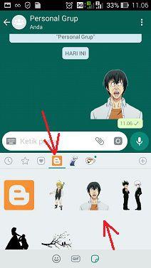 Cara Membuat Stiker WhatsApp Sendiri dengan Photoshop Tutorial Membuat Stiker WhatsApp Sendiri dengan Photoshop