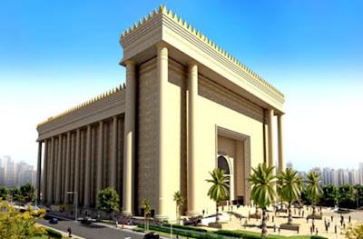 Proyecto de réplica del Templo de Salomón de Iglesia Universal