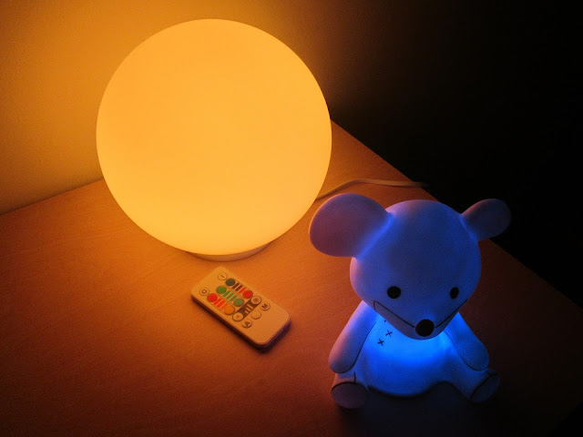 Turn off your bedside lamp and use a LED nightlight to save power | AfforableLED.com