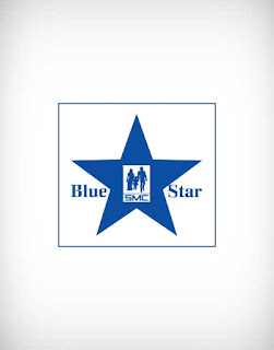 blue star vector logo, blue star logo, blue, star, clinic, hospital, diagnostic, blood, treatment, medicine, medical, pill, nursing home