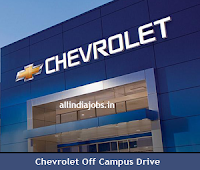 Chevrolet Off Campus