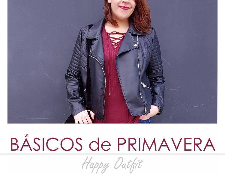 BÁSICOS DE PRIMAVERA - Outfit (I)