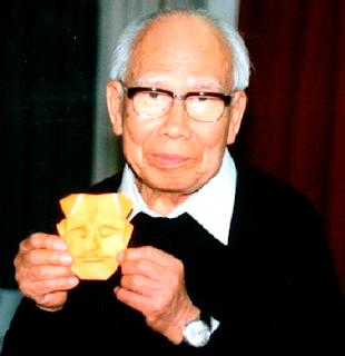 Akira Yoshizawa creador del Origami