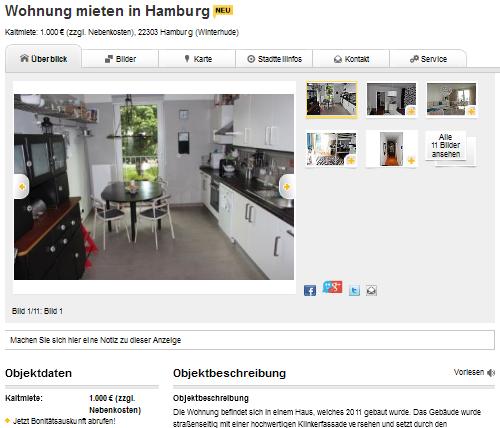 Schulzthomas311 for Wohnung mieten in