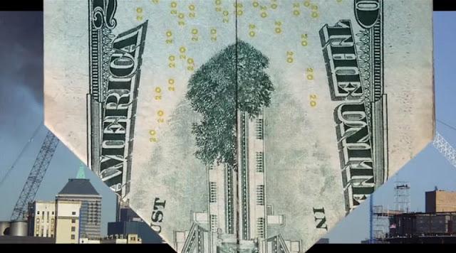 konspirasi serangan teroris 9/11 pada dolar amerika serikat
