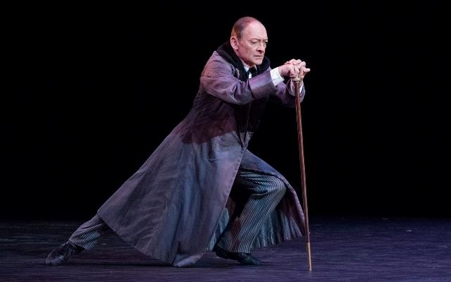 Μιχαήλ Λαβρόσφσκι-ο ζωντανός θρύλος του χορού που ήρθε στη χώρα μας