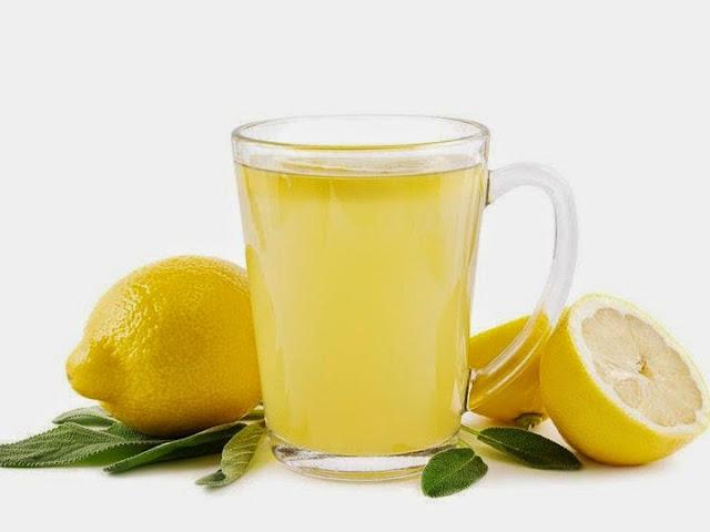 وصفة الماء والليمون لإنقاص الوزن