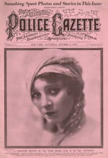 Olive Borden Magazine