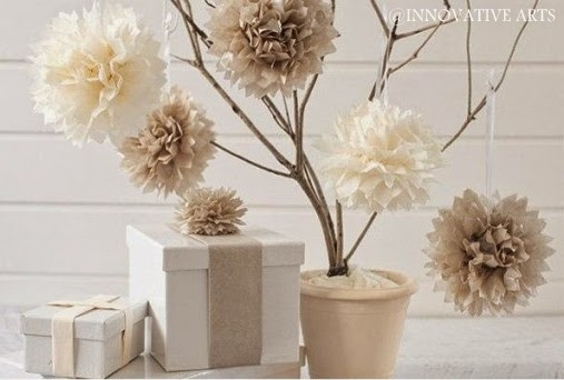 DIY Origami Paper Flower Ball | 342x507
