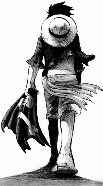 Gambar Onepice Luffy Dan Kawan2 Keren Terbaru 2018
