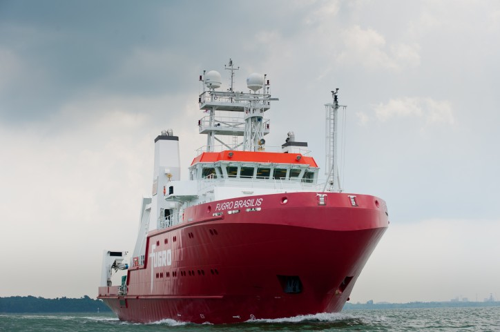 Fugro to provide hydrographic survey services to CHS in Canada