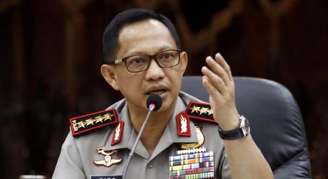 Larang Aksi Demo di Borobudur, Kapolri Sebut Kasus Rohingya Bukan Konflik Agama