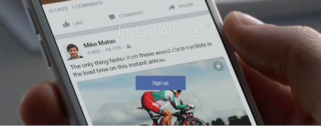 Make Money On Facebook with Instant Articles