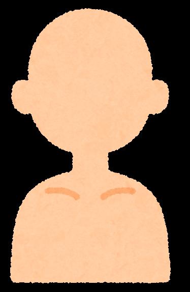 鎖骨のイラスト
