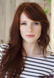 chocolaty auburn hair color