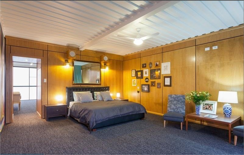 Container home bedrooms cost and paint container home - Average price to paint a bedroom ...