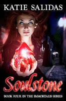 vampire dark humor murder mystery - Soulstone