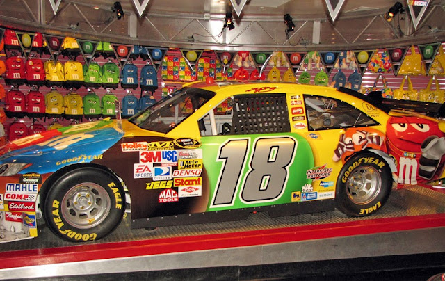 Loja M&M World Las Vegas