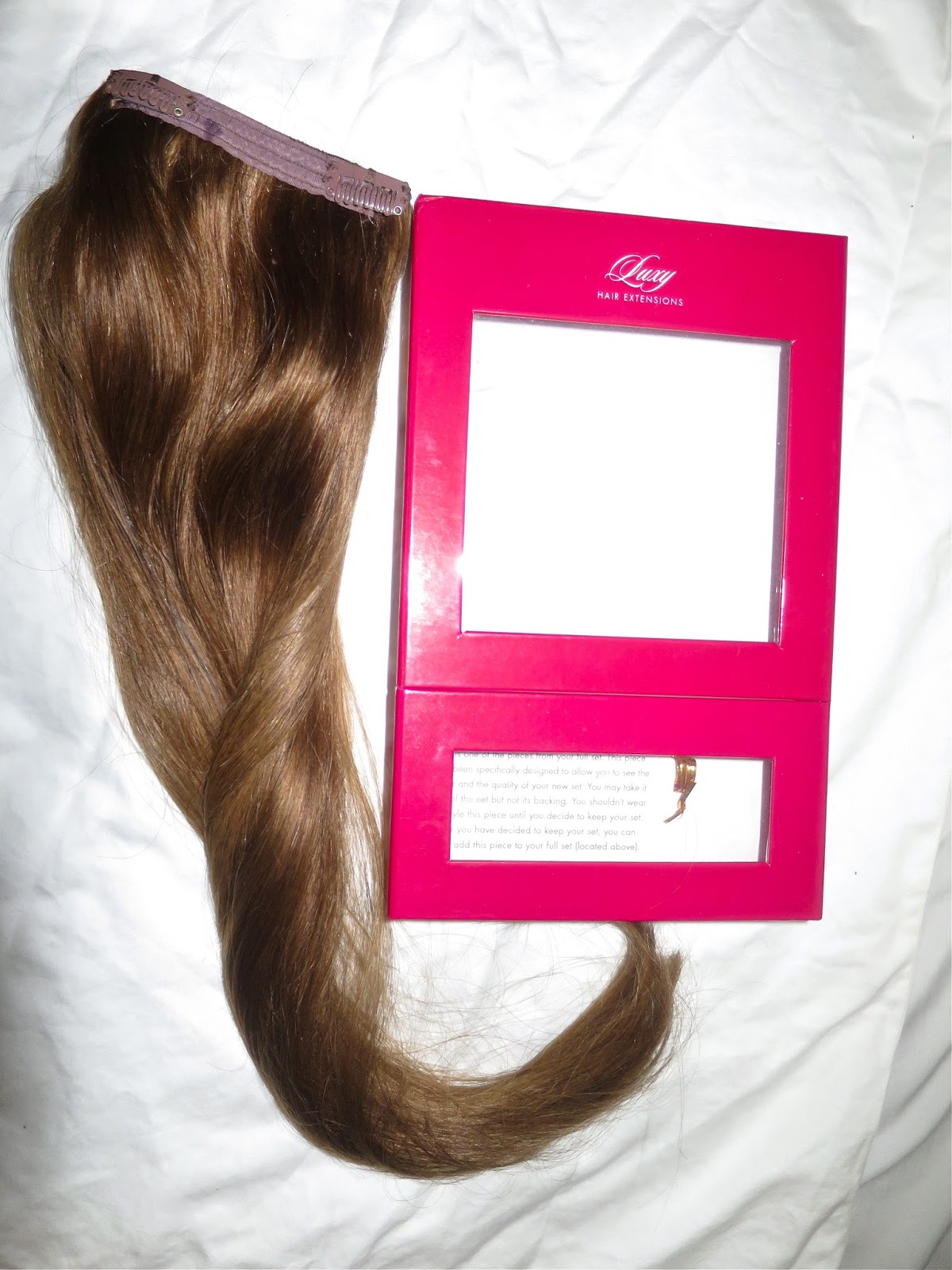 L0vemary How To Make Your Hair Look Fuller Luxy Clip In Hair