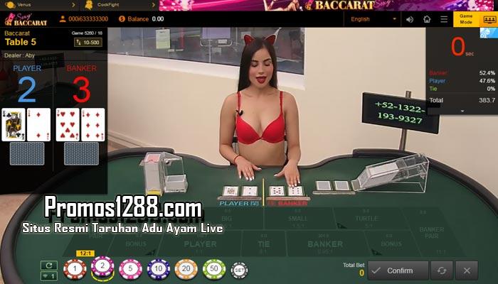 Sv388 Situs Permainan Resmi Sabung Ayam & Live Baccarat Terbaik