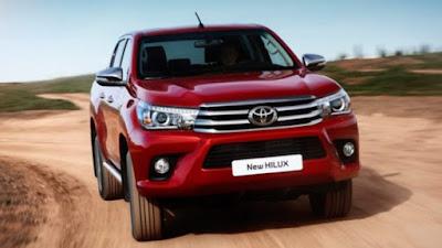 2020 Toyota Hilux Diesel Prix, date de sortie et spécification Rumeur - Toyota Hilux 2020