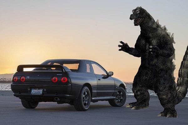 ¿Porqué le dicen Godzilla al Nissan GT-R?