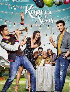 مشاهدة فيلم 2016 Kapoor & Sons مترجم اون لاين و تحميل مباشر