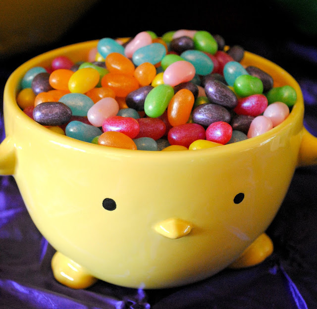 Jelly Belly jelly beans at a party by Fizzy Party