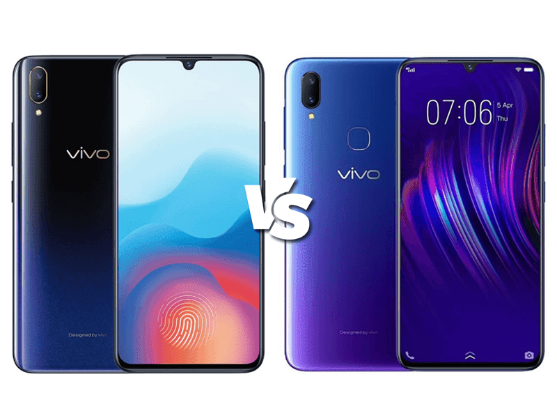 Vivo V11 vs Vivo V11i Specs Comparison