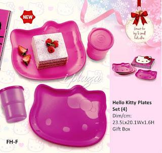 Gambar Piring Hello Kitty 6