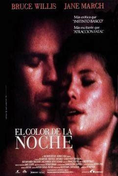 El Color de la Noche en Español Latino