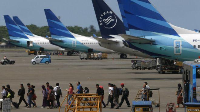 Harga Tiket Pesawat Naik Beratkan Masyarakat