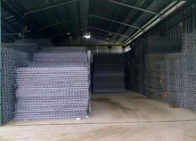 Pabrik Pagar BRC | Jual Pagar BRC Harga Murah
