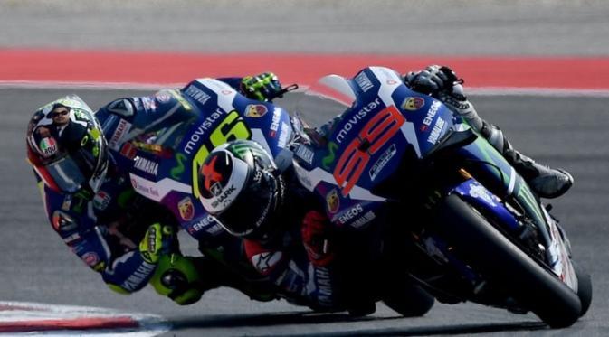 Komentar Race Director MotoGP Terhadap Manuver Berbahaya Rossi