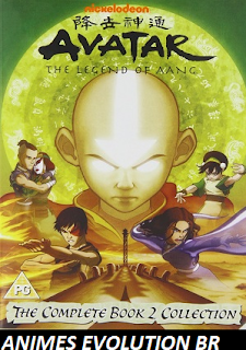 Download Avatar: A Lenda de Aang 2ª Temporada Torrent