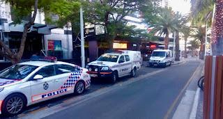 Queensland Police Vehicles