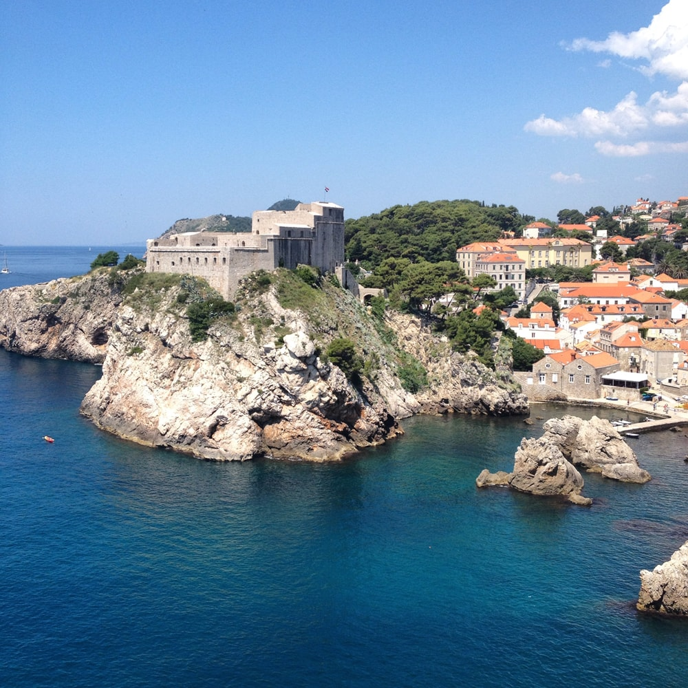 Travel post: Dubrovnik, Croatia - Hungry Little Bear