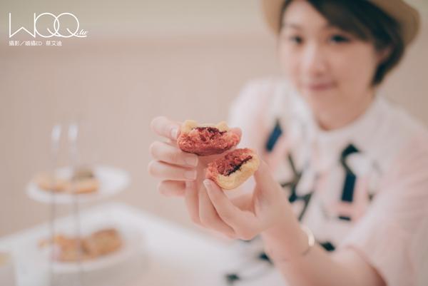 喜餅試吃/台中moricaca森果香的手工喜餅讓我噴發無限少女心了啦!