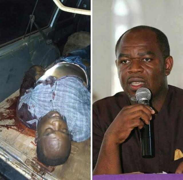 Unkwown gunmen kill Imo Business man, kidnap girlfriend
