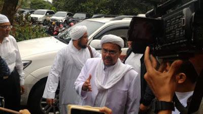 Jadi Saksi Ahli Agama, HRS: Siapapun Yang Mengatakan Al-Qur'an Bohong, Dia Menodai Islam