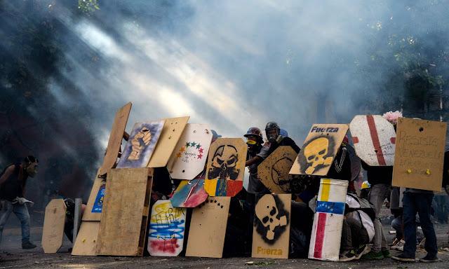 Venezuela: Boxeo y filigrana