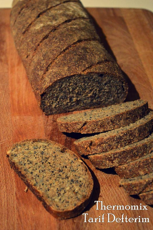 Long Fermented Whole Wheat Bread