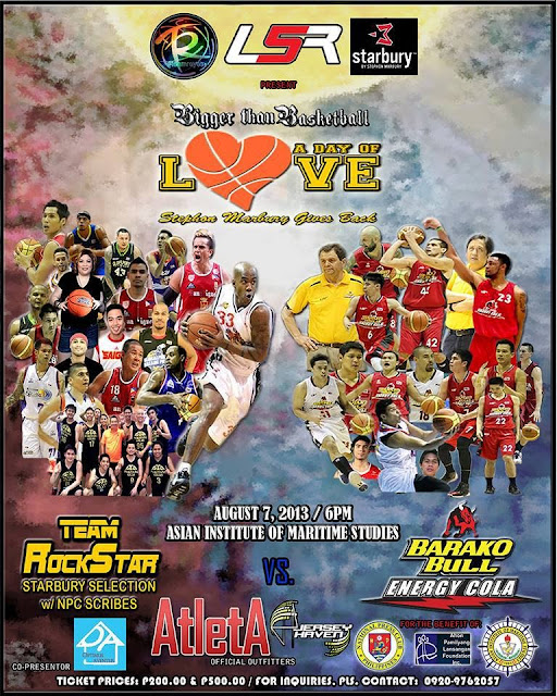 Bigger than Basketball. A Day of Love: Stephon Marbury Gives Back