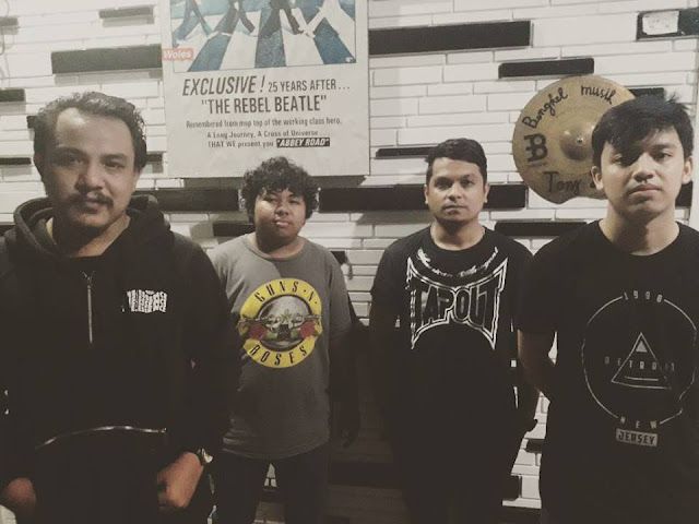 """Mahdavikia lepas single """"Another Day In Our Mind"""""""